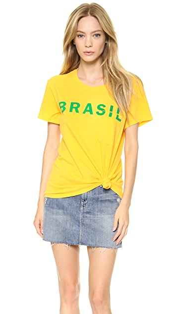 TEXTILE Elizabeth and James Brasil Bowery Tee