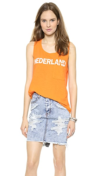 TEXTILE Elizabeth and James Netherlands Dean Tank