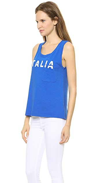 TEXTILE Elizabeth and James Italia Dean Tank