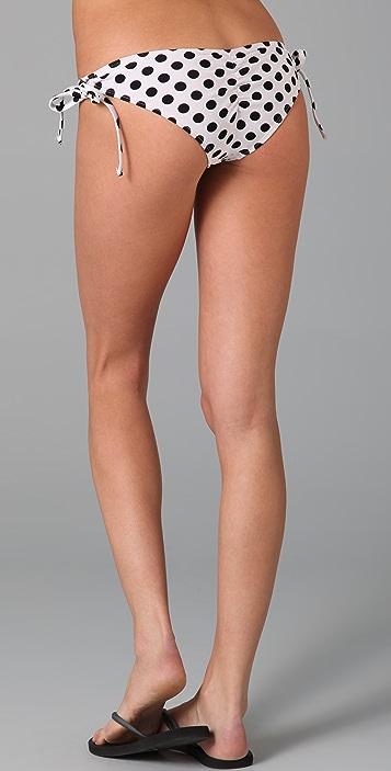 Tyler Rose Swimwear Deuces Are Wild Bikini Bottoms