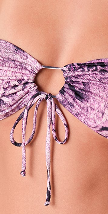 Tyler Rose Swimwear Venus Bandeau Bikini Top