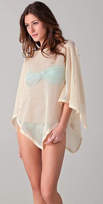 Tyler Rose Swimwear You Only Live Twice Poncho