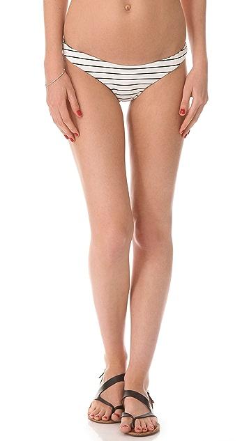 Tyler Rose Swimwear Jane Reversible Bikini Bottoms
