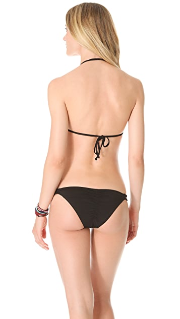 Tyler Rose Swimwear The Chain Fringe Bikini Top