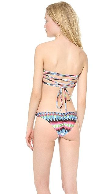 Tyler Rose Swimwear Wyatt Bandeau Bikini Top