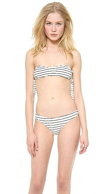 Tyler Rose Swimwear Dane Bandeau Bikini Top