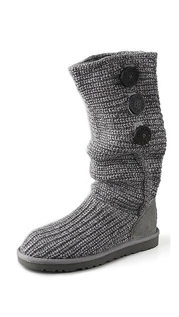 UGG Australia Classic Cardy Boots