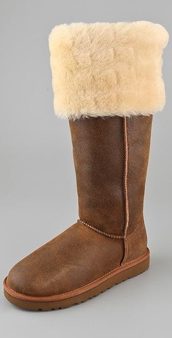 Ugg Australia Over The Knee Bailey Button Boots Shopbop