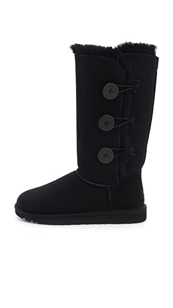 UGG Australia Bailey Button Triplet Boots