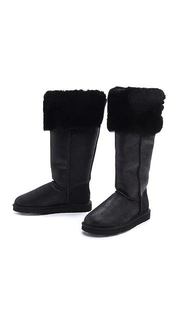 UGG Australia Over the Knee Bailey Boots