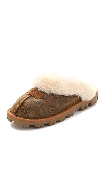 UGG Australia Coquette Slippers