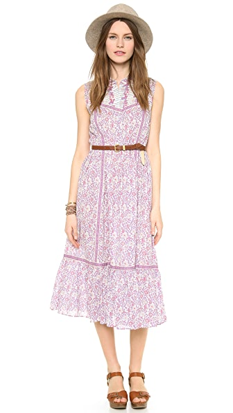 Ulla Johnson Caravan Dress