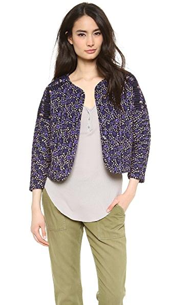 Ulla Johnson Casbah Reversible Jacket