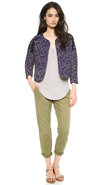 Ulla Johnson Casbah Reversible Jacket