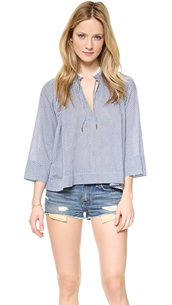 Ulla Johnson Naomie Blouse