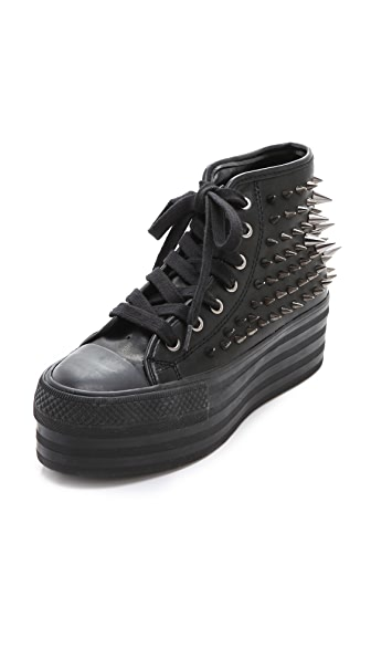 UNIF Koop Stud High Top Sneaker