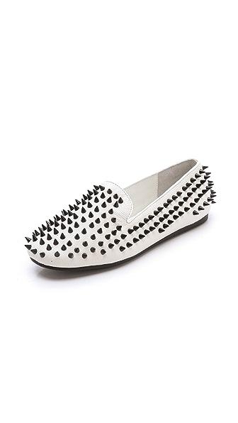 UNIF Hellraiser Stud Loafers