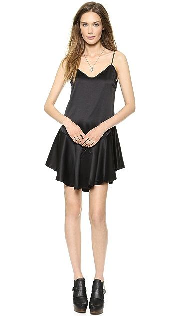 UNIF Charmeuse Dress
