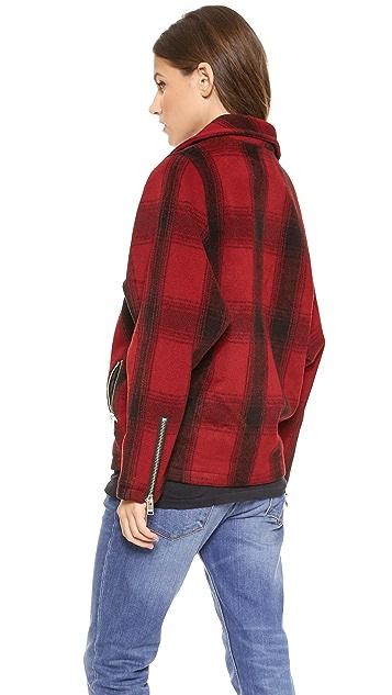 UNIF Boyfriend Moto Jacket