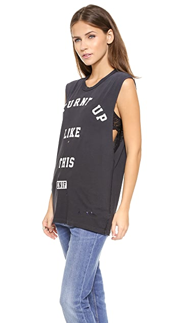 UNIF Turnt Up Tank