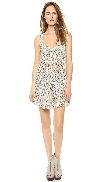 UNIF Celeste Crochet Dress