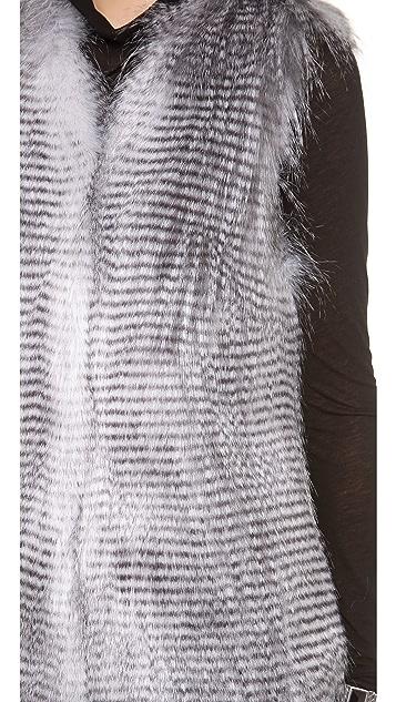Unreal Fur I'll Take You Vest