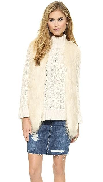 Unreal Fur Fur Play Vest