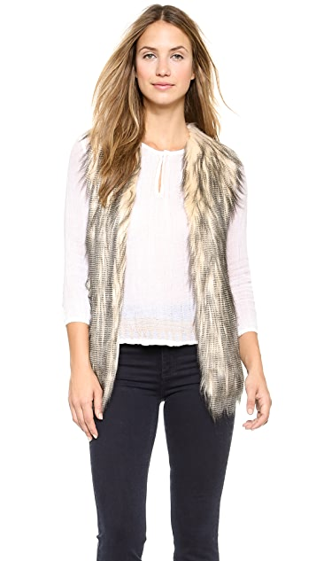 Unreal Fur Fur Play Vest