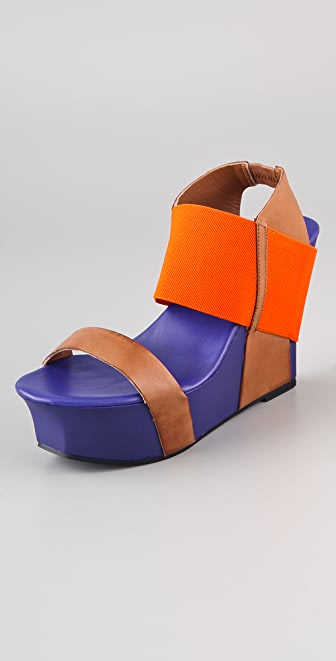 United Nude Geisha Colorblock Sandals