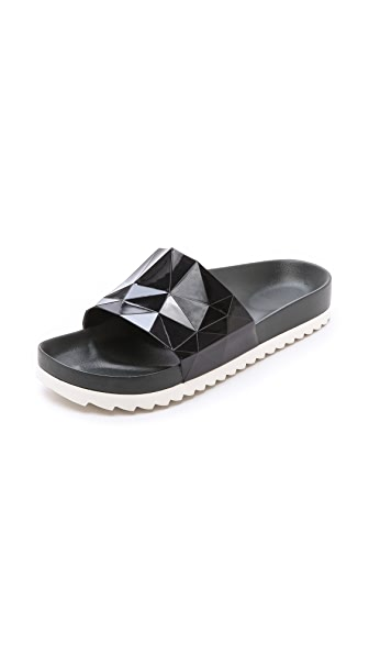 United Nude Lo Res Earth Slide Sandals