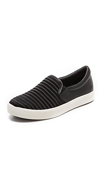 United Nude Quilted Slip On Sneakers