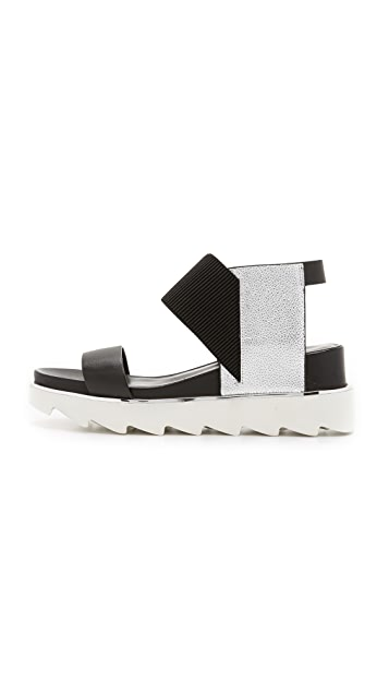 United Nude Rico Sandals