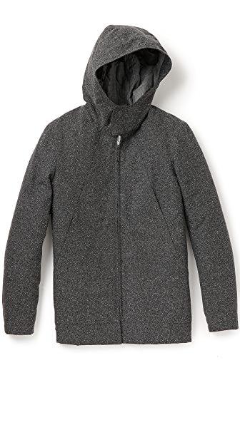 United Stock Dry Goods Hooded Parka