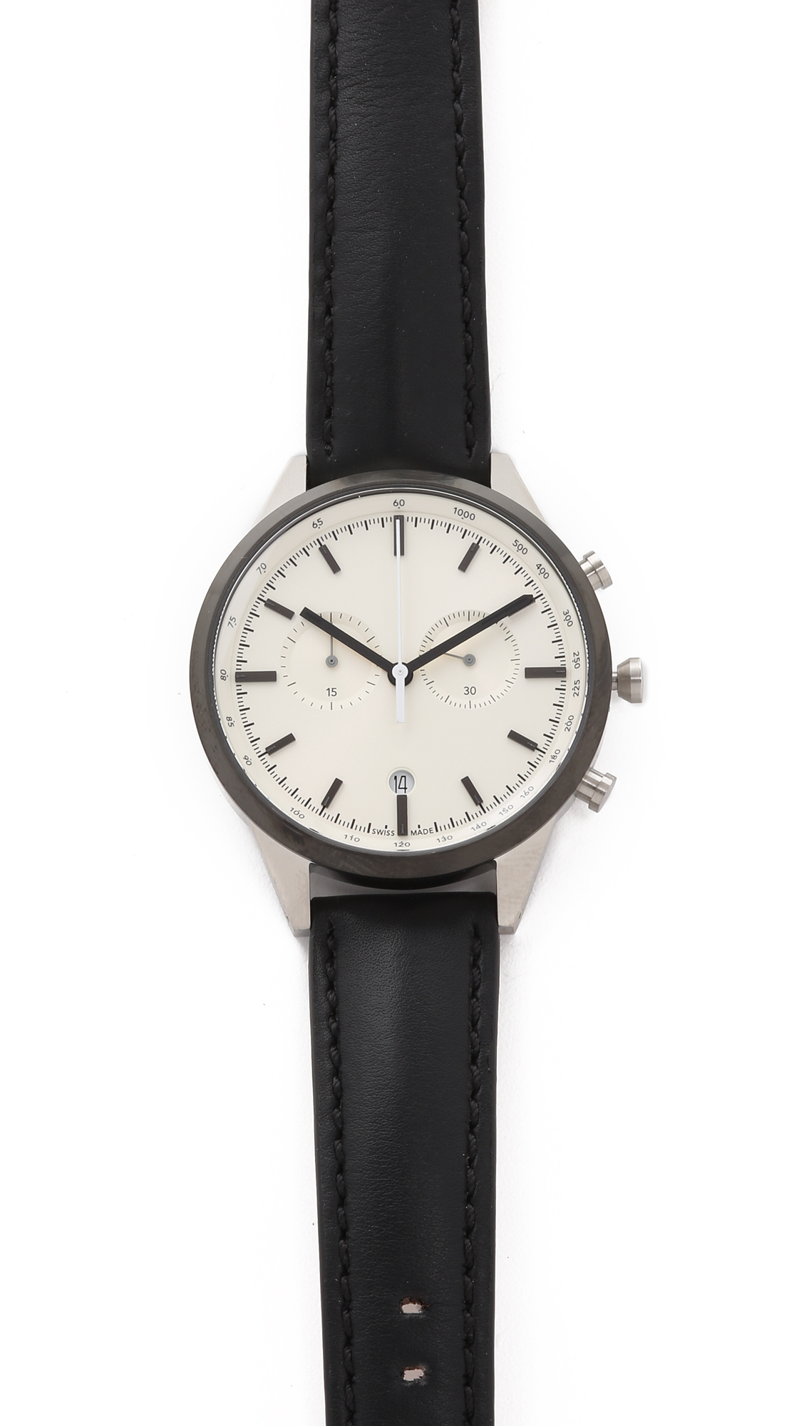 Uniform Wares C41 Grey Watch