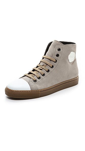 Viktor & Rolf High Top Sneakers