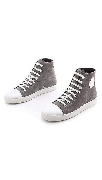 Viktor & Rolf High Top Sneakers