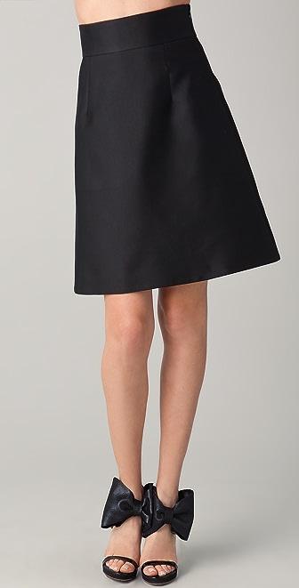 VIKTOR & ROLF A Line Skirt
