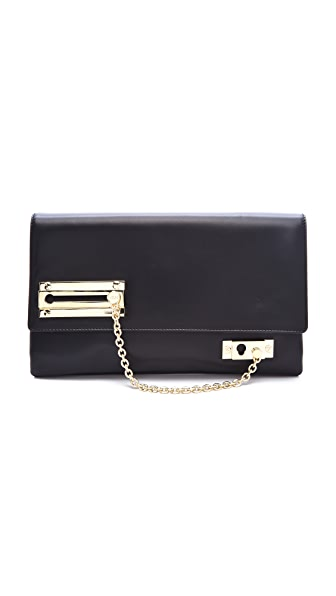VIKTOR & ROLF Lock & Chain Clutch
