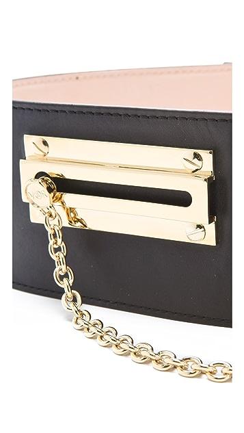 VIKTOR & ROLF Lock & Chain Belt