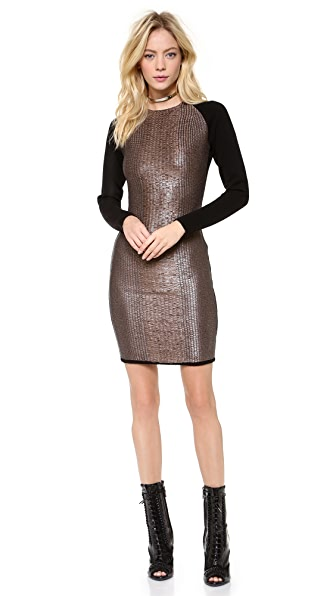 VIKTOR & ROLF Long Sleeve Dress