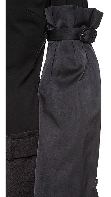 VIKTOR & ROLF Long Sleeve Blouse