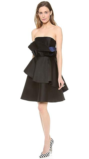VIKTOR & ROLF Strapless Dress