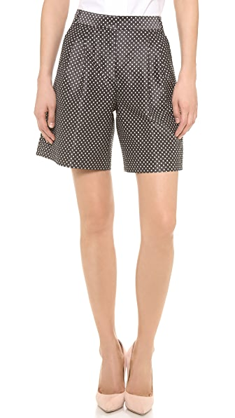 VIKTOR & ROLF Dots Jacquard Shorts