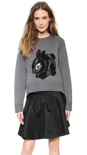 VIKTOR & ROLF Rabbit Sweater