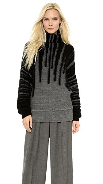 VIKTOR & ROLF Long Sleeve Sweater