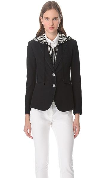 Veronica Beard The Stripe Dickey Jacket