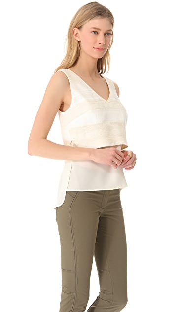 Veronica Beard The Layered Tank