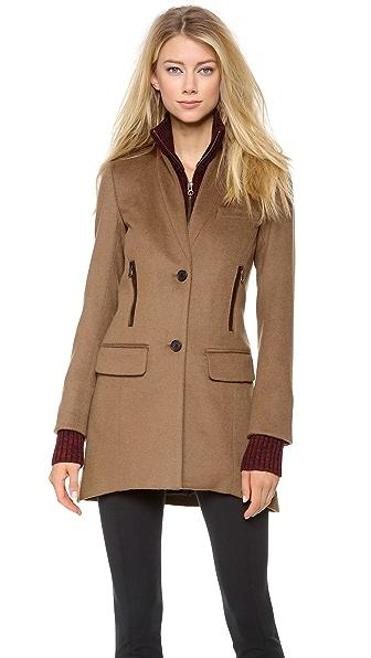 Veronica Beard Wool Coat