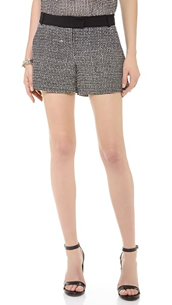 Veronica Beard The Tweed Shorts