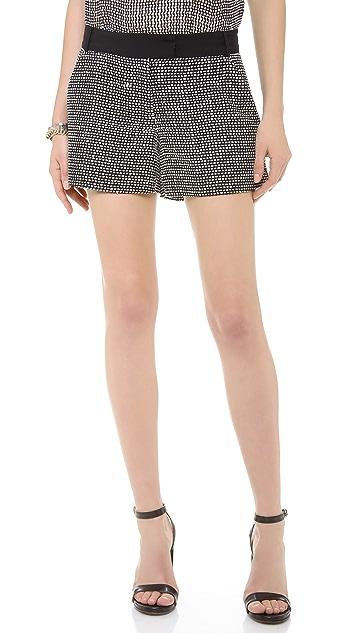 Veronica Beard The Tweed Shorts